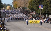 The Pride will ring in New Year at Citrus Parade