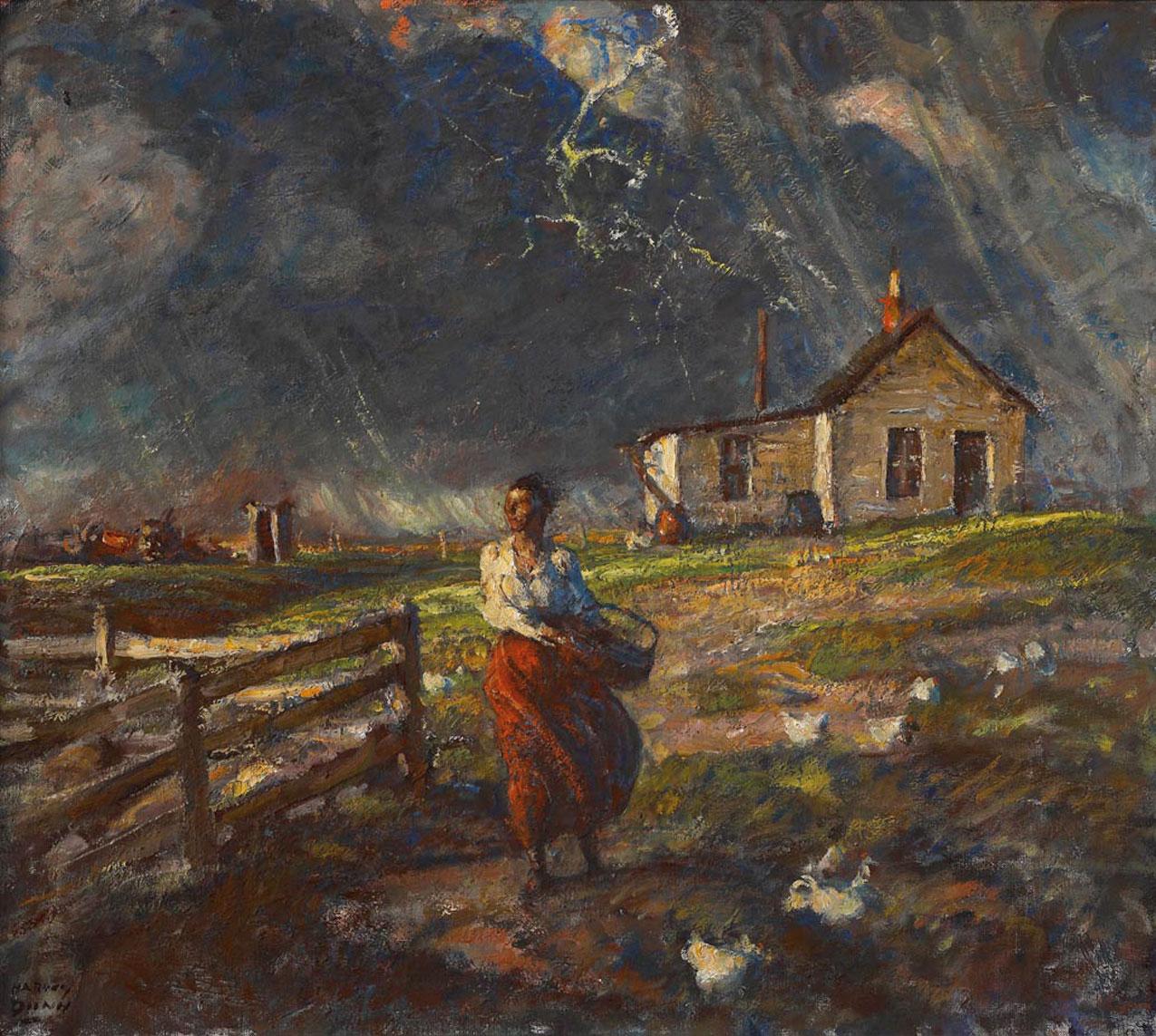 Art Weather Paintings