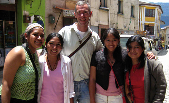 In 1999, Hugh Smeltekop walked onto the campus of Unidad Académica Campensina in rural Bolivia and knew he was exactly where he needed to be.  Fifteen years later, Smeltekop is still at the university, but much has changed. Once a volunteer, Smeltekop recently served as the director general of the college located in Carmen Pampa, Bolivia