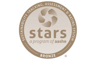 State earns bronze rating in sustainability