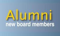Alumni welcomes new board members
