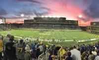 Opening a Stadium